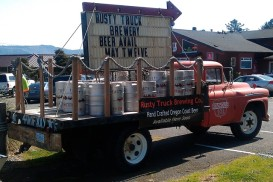 Rusty Truck Brewing at Roadhouse 101