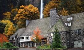 Historic Multnomah Falls Lodge