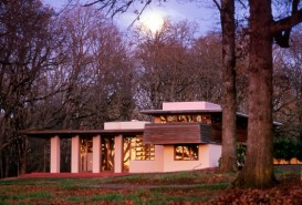 Gordon House, by Frank Lloyd Wright