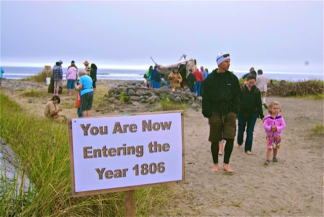 Salt Makers Return to Seaside