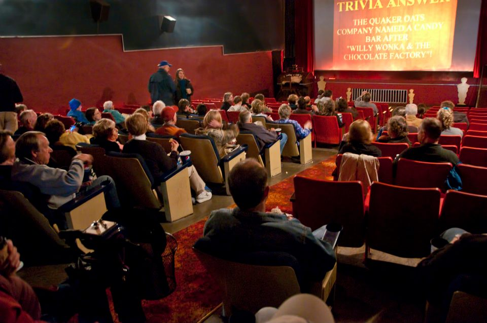 Escape To The Bijou Theater In Lincoln City Country