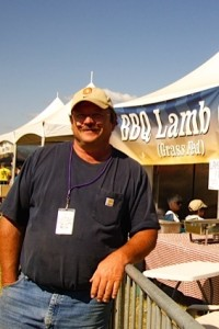 Reed Anderson, Anderson Ranches; photo by Jan Jackson